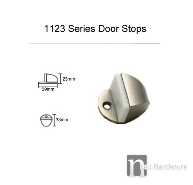 1123 door stop drawing
