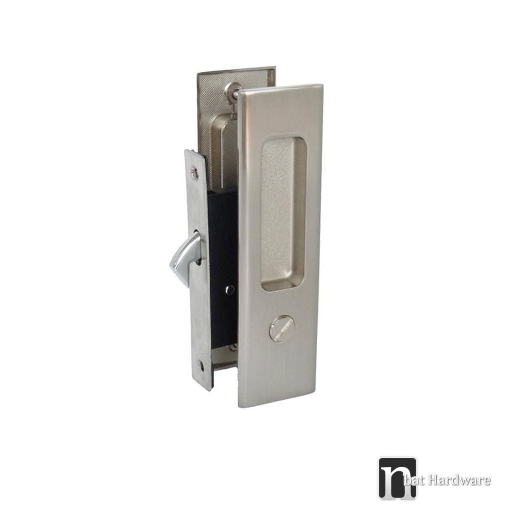 Ultimate Sliding Door Privacy Handle Set Nbat Hardware
