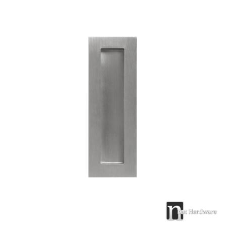 150mm sliding flush pull