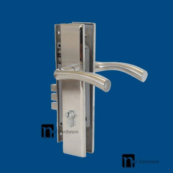 Entrance Mortise Lock Set 5217 Bonny Series Nbat