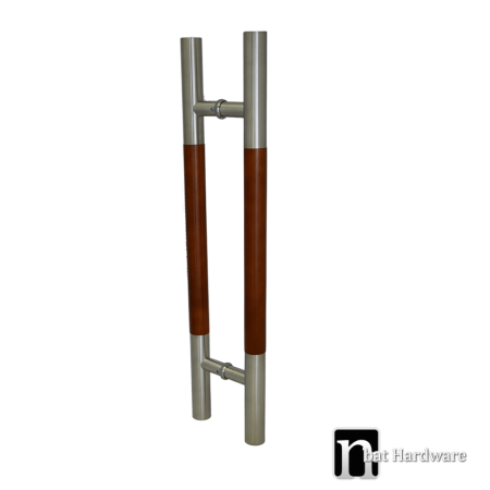 Bisset wooden door pull
