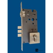 Mortice lock with a roller tongue-600x600