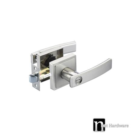 door privacy handle set 3777