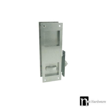 sliding door privacy handle set