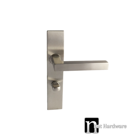 5516 privacy handle with long plate