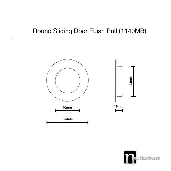 65mm-round-flush-pull-drawing