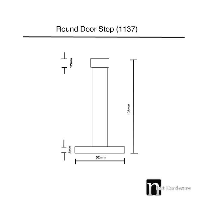 round-door-stop