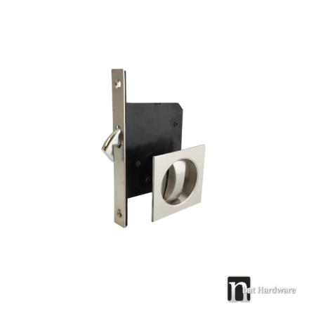 square sliding door privacy set