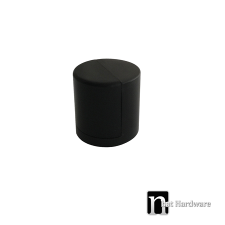 black round shaped door stops
