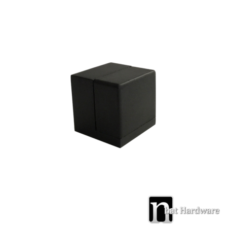 black sqaure door stop