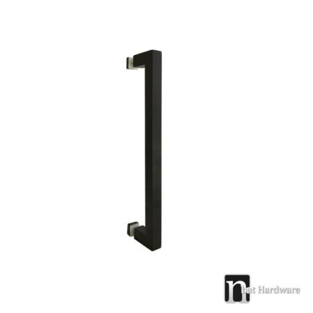 400mm square single door pull