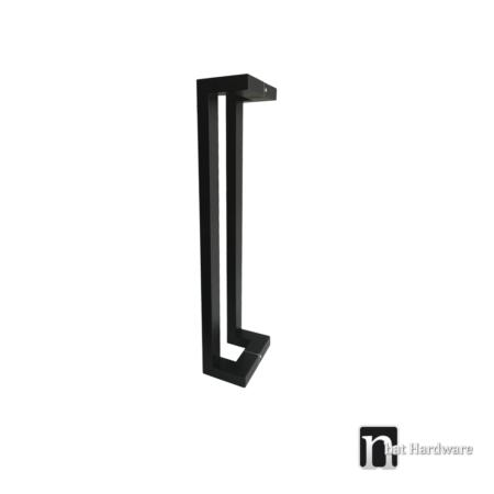 u shaped door pulls